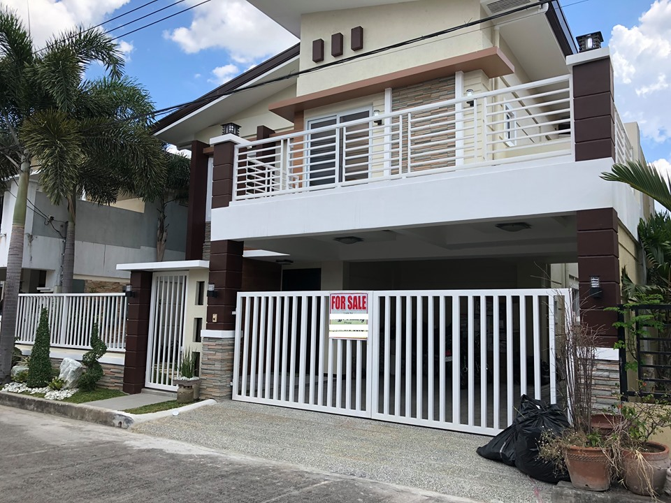 Fully furnished house and lot in Pulu Amsic