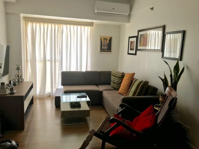 2 Bedroom unit in Marquee Residences