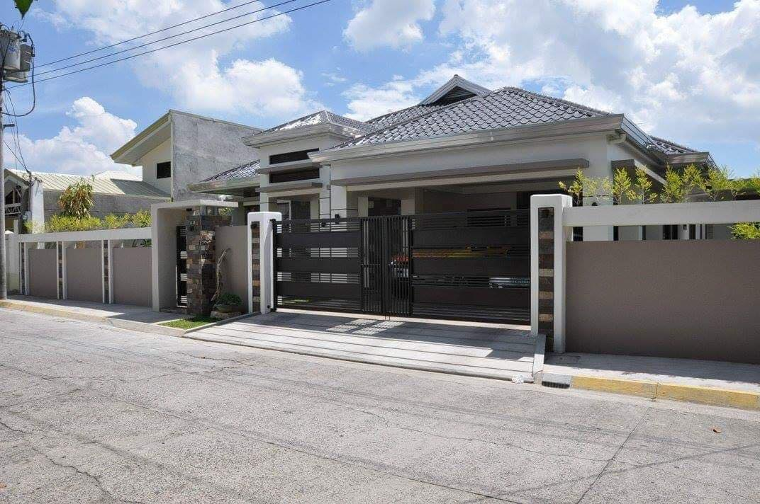 Essel Park Subdivision 3 bedrooms house and lot for sale