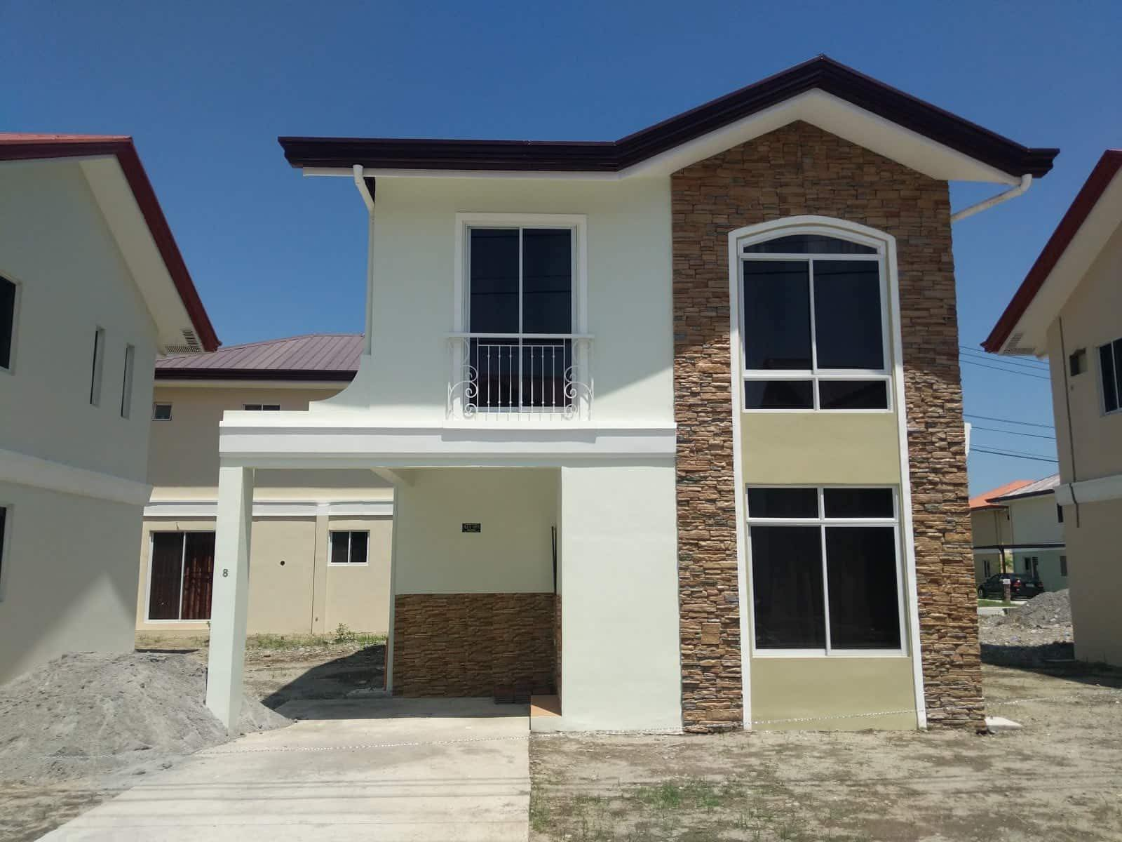 Solana Frontera ready for occupancy house and lot for sale