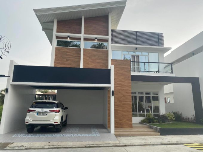 Angeles City brand new house and lot for sale with swimming Pool