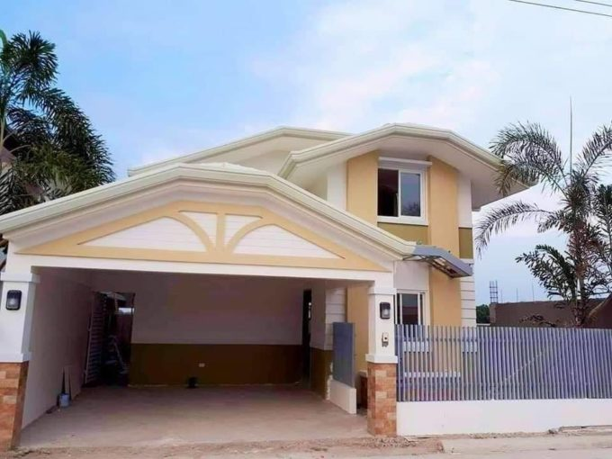 Single Detached Julie Model house and lot in Mawing 3 for sale!